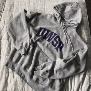 Champion college hoodie